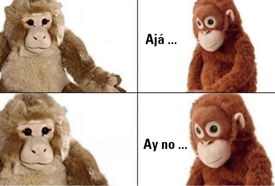 Ir a la pagina de la plantilla Ajá | Ay no ....