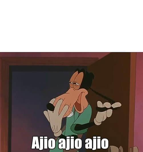 Ir a la pagina de la plantilla Ajio ajio.