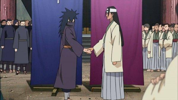 Plantilla de Alianza Uchiha y Senju