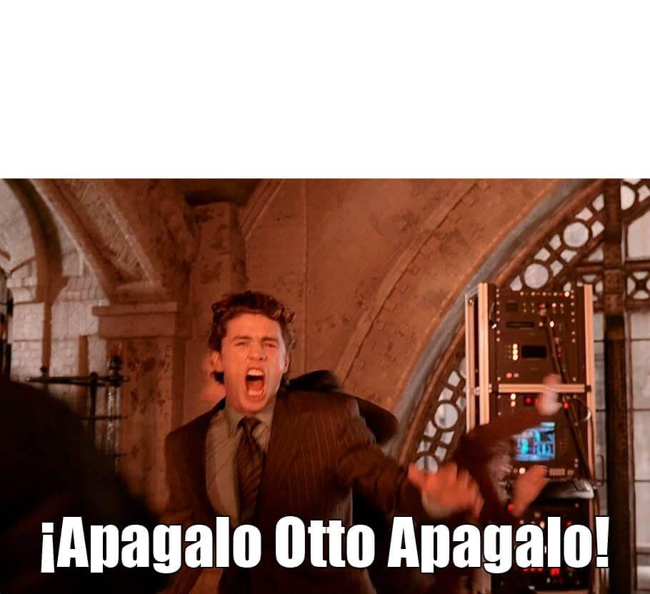 Ir a la pagina de la plantilla ¡Apagalo Otto, apagalo!.