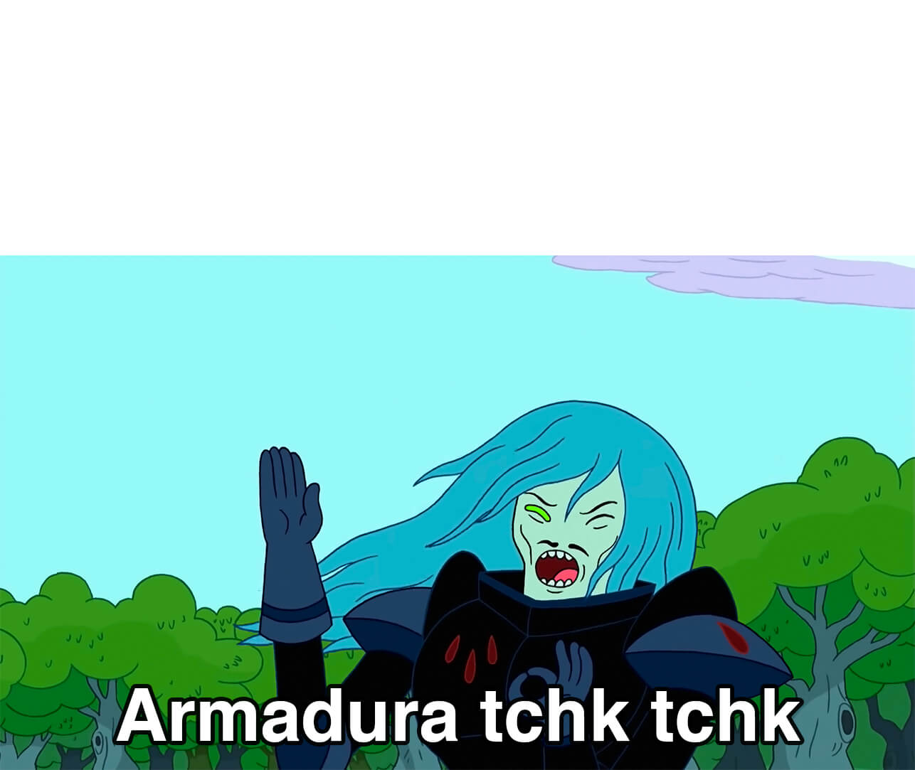 Ir a la pagina de la plantilla Armadura tchk tchk.