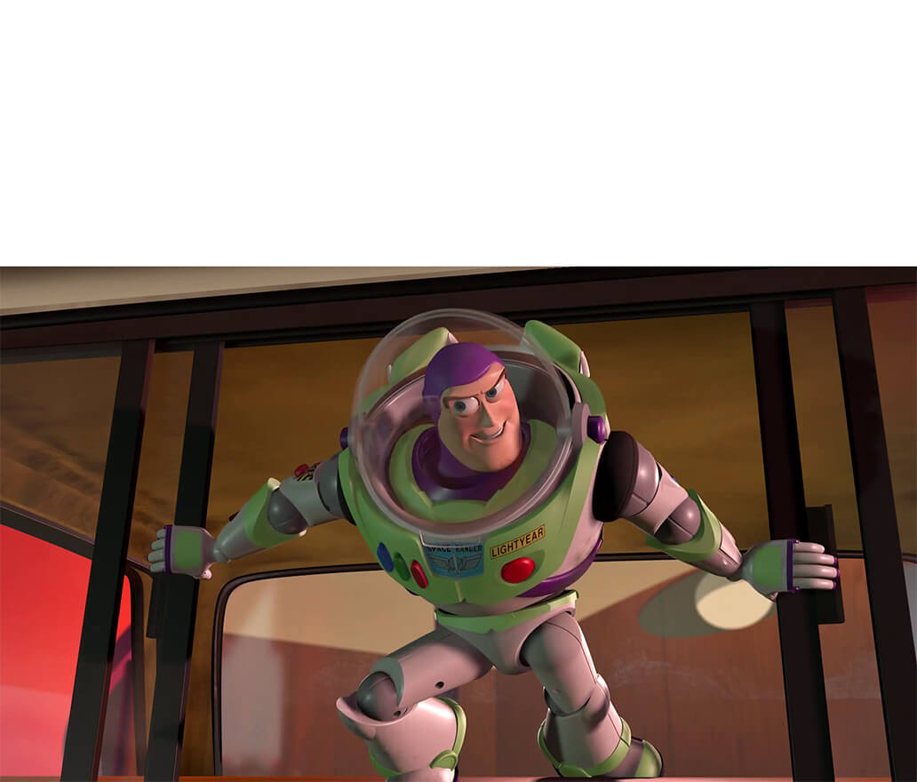 Plantilla de Bien pesando Woody