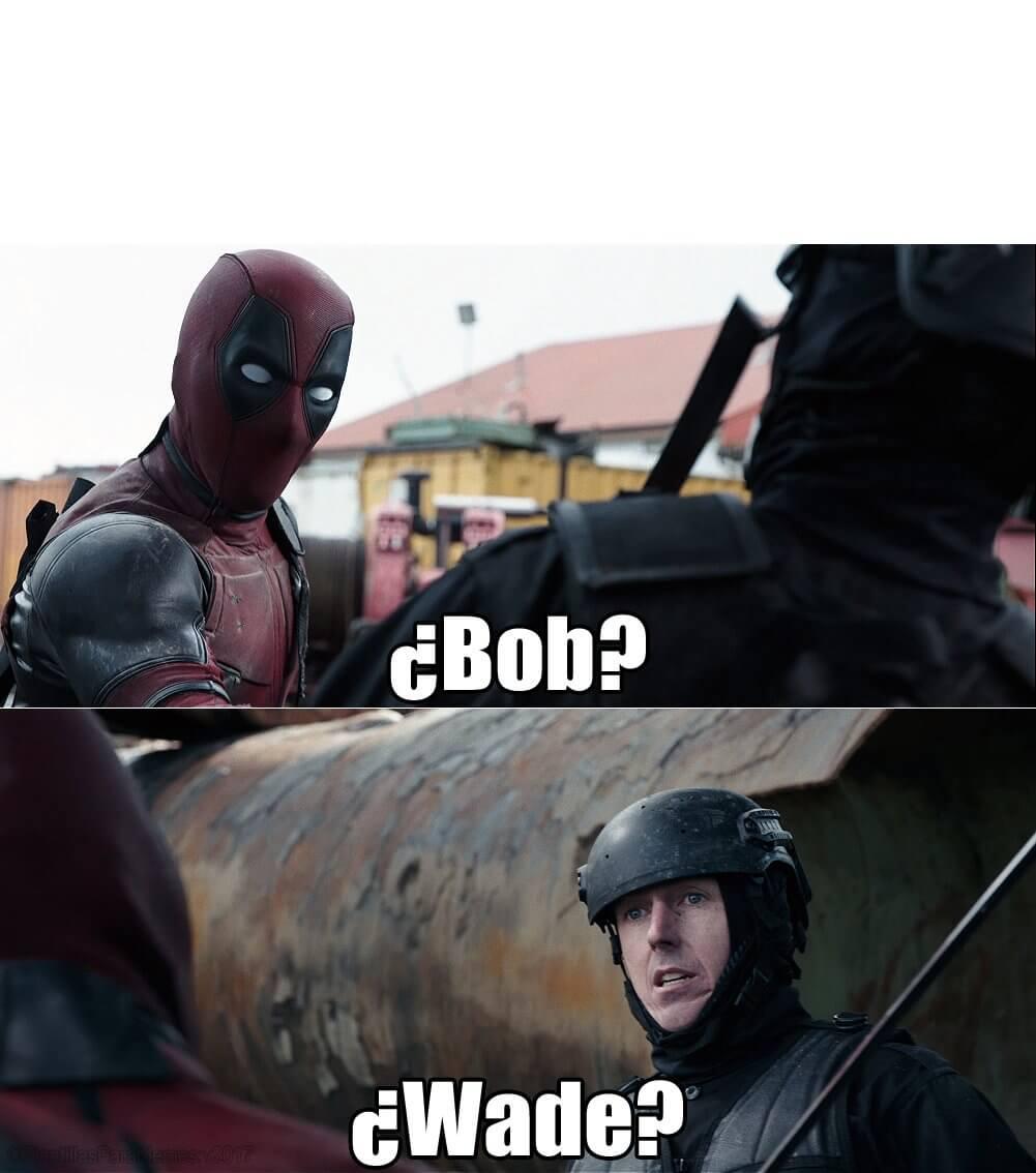Ir a la pagina de la plantilla Bob | Wade.