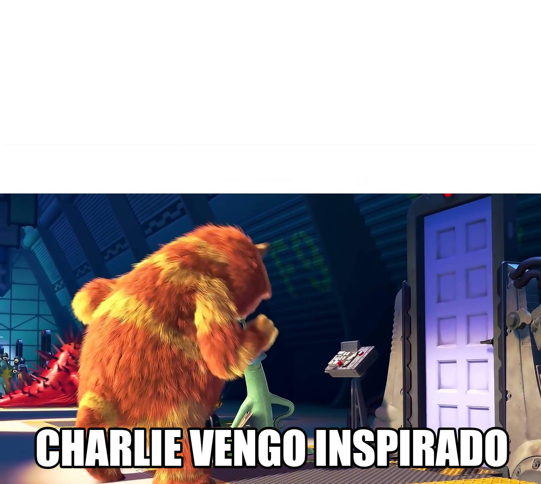 Ir a la pagina de la plantilla Charlie vengo inspirado.