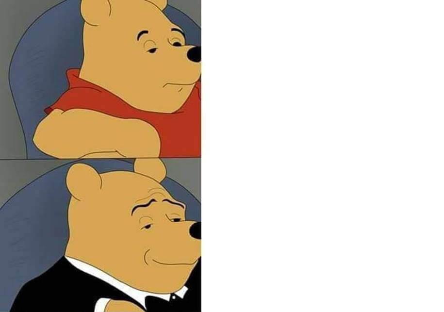 Ir a la pagina de la plantilla Comparación | Winnie Pooh.