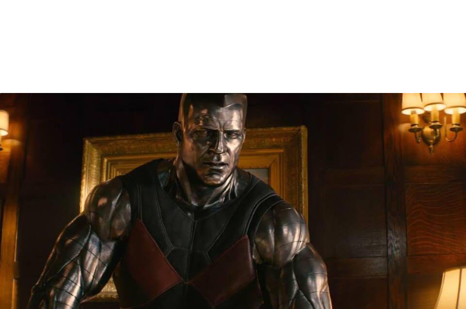 Ir a la pagina de la plantilla Con entrenamiento puedes ser un X-Men.