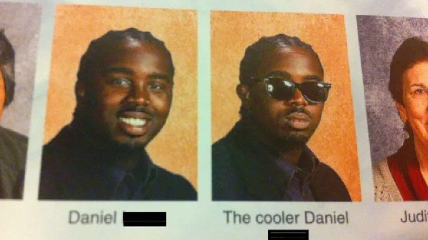 Plantilla de Cool Daniel