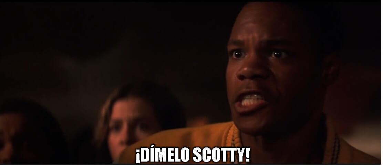 Ir a la pagina de la plantilla ¡Dímelo Scotty!.