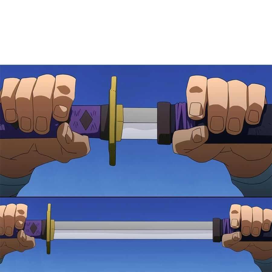 Ir a la pagina de la plantilla Espada corta | Espada larga.