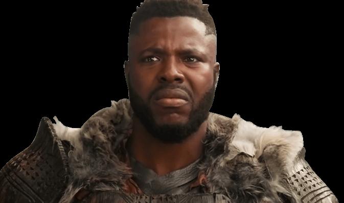 Plantilla de Este sera el fin de Wakanda