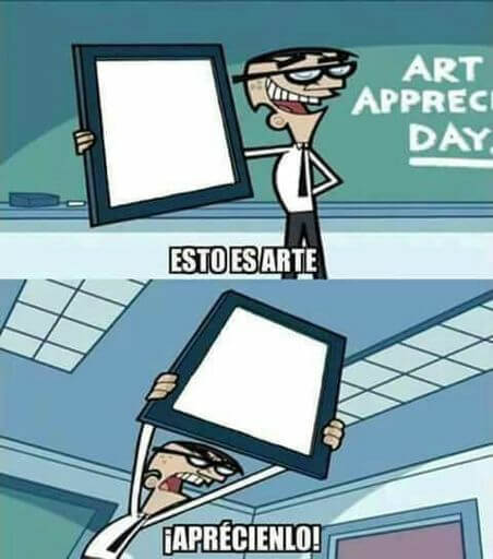 Ir a la pagina de la plantilla Esto es arte | ¡Aprécienlo!.