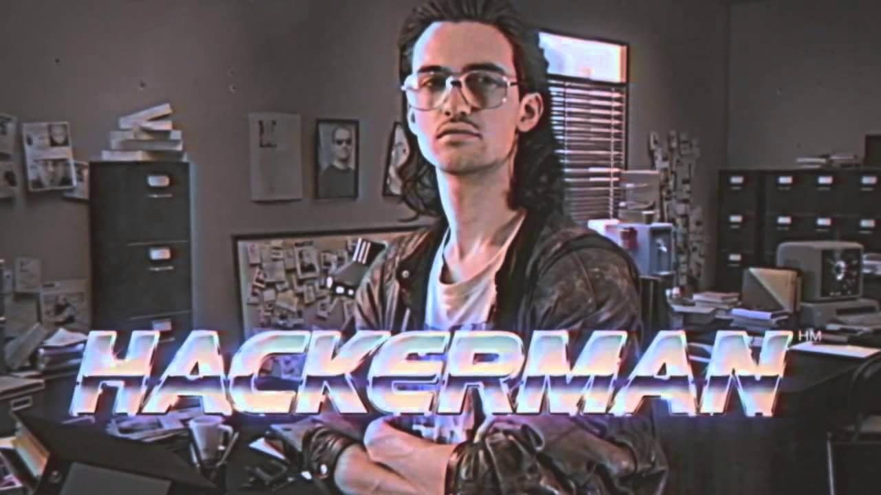 Plantilla de Hackerman