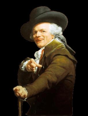 Plantilla de Joseph Ducreux | ¡Es un crack!