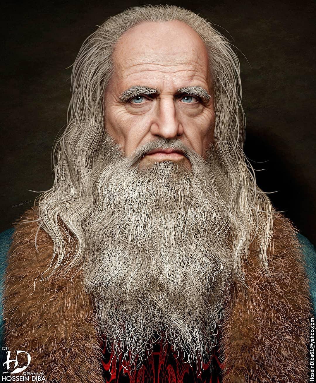 Ir a la pagina de la plantilla Leonardo da Vinci.