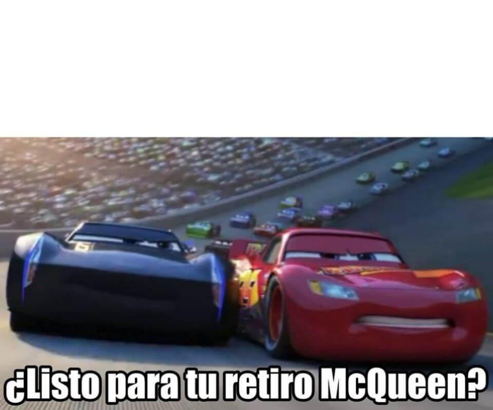 Ir a la pagina de la plantilla ¿Listo para tu retiro McQueen?.