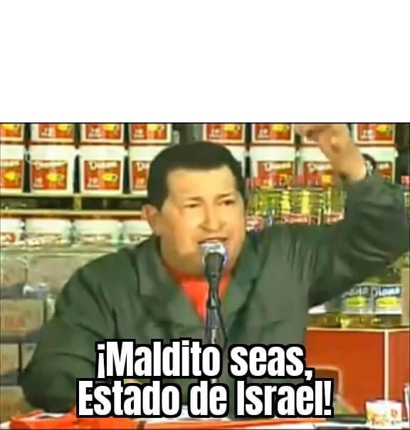Ir a la pagina de la plantilla ¡Maldito seas, Estado de Israel!.