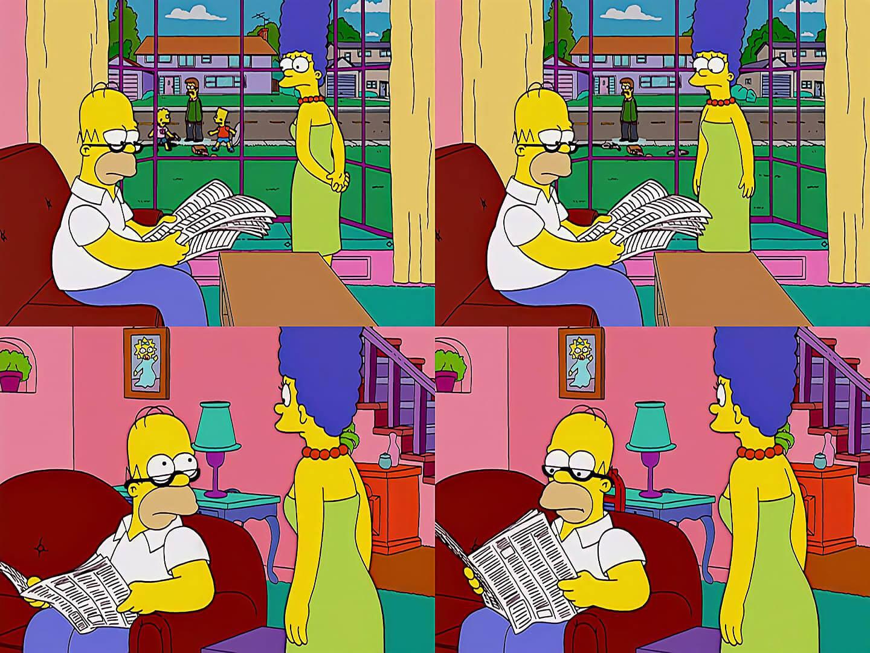 Plantilla de Marge, no voy a mentirte