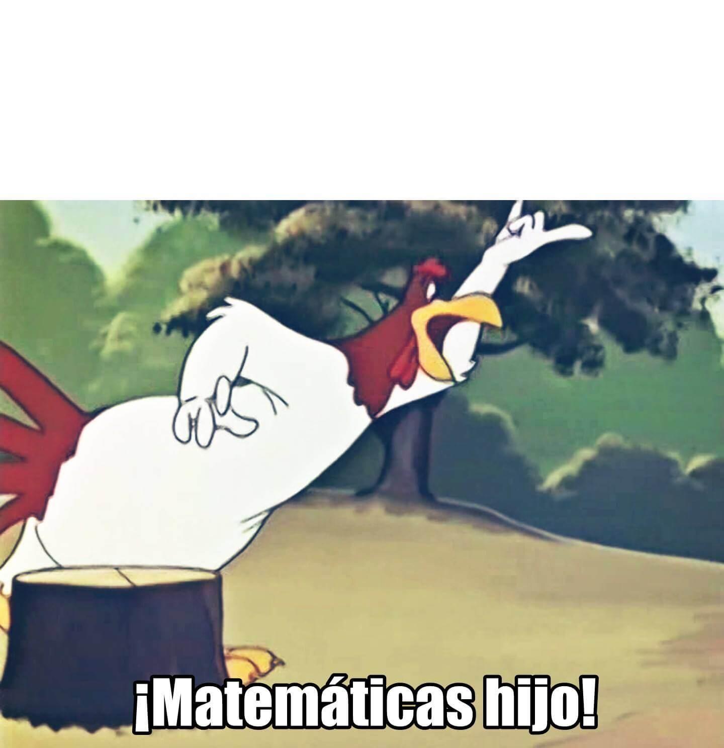 Ir a la pagina de la plantilla Matemáticas hijo.