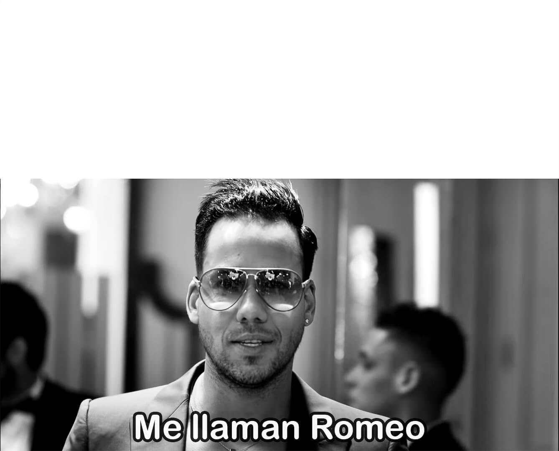 Ir a la pagina de la plantilla Me llaman Romeo.