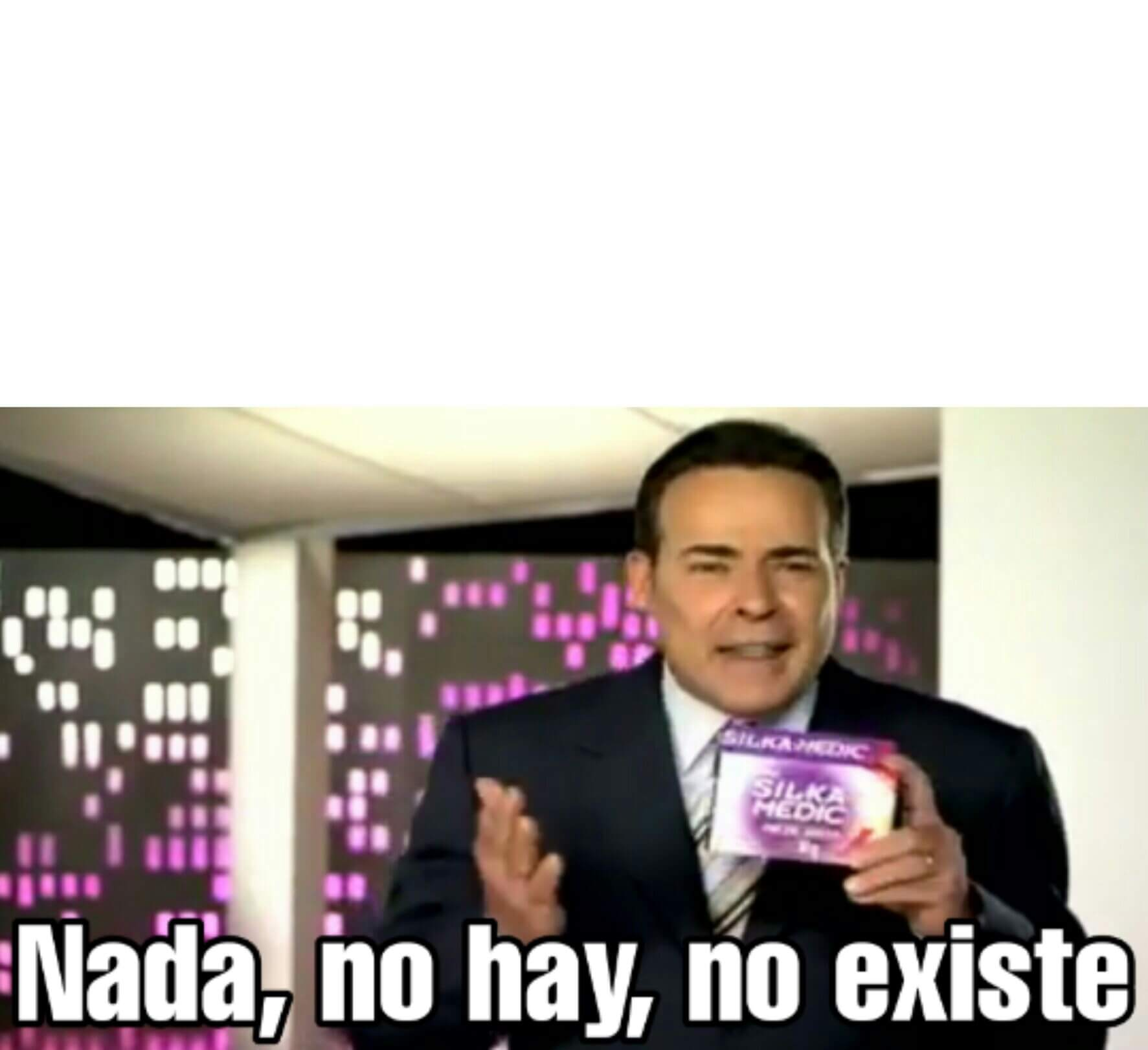 Ir a la pagina de la plantilla Nada, no hay, no existe.