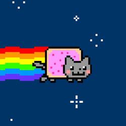 Ir a la pagina de la plantilla Nyan Cat.
