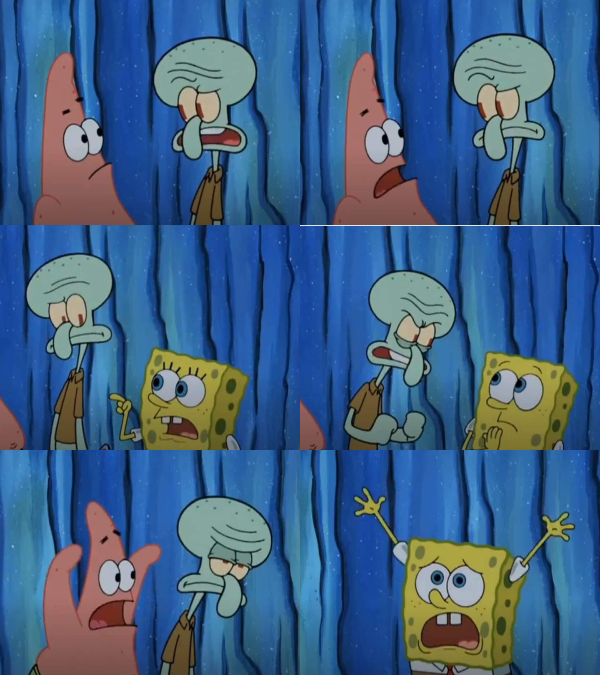 Ir a la pagina de la plantilla ¡Patricio lo asustas!.