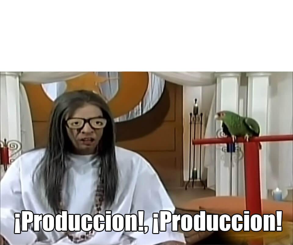 Ir a la pagina de la plantilla ¡Producción! ¡Producción!.