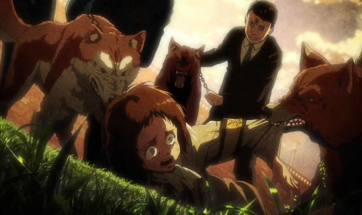 Ir a la pagina de la plantilla Shingeki no trauma.