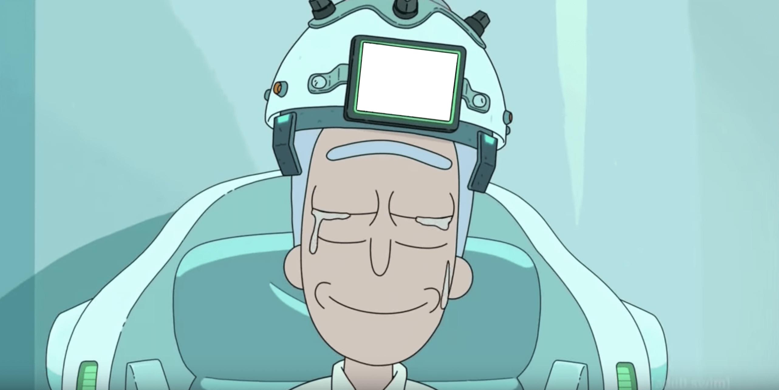 Ir a la pagina de la plantilla Simple Rick.