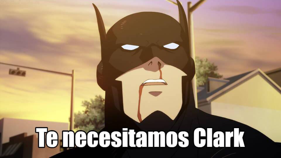 Plantilla de Te necesitamos Clark