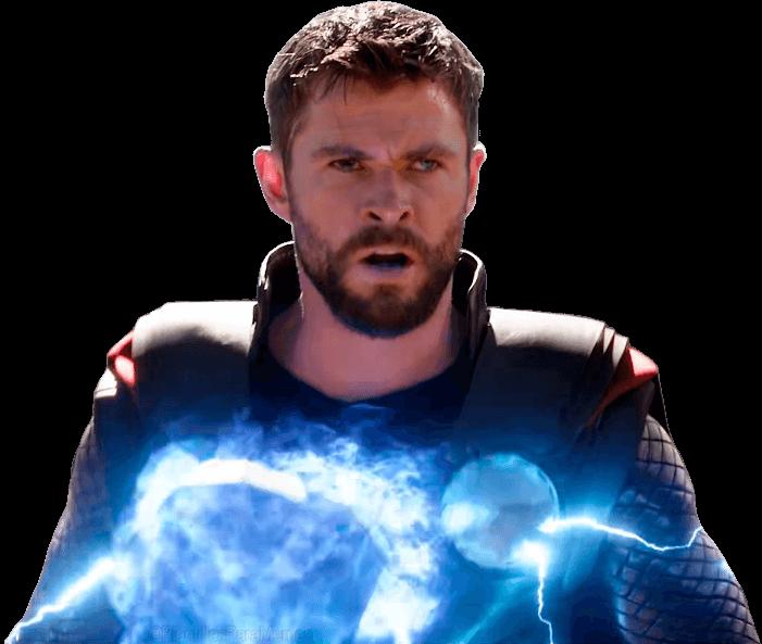 Plantilla de Tráiganme a Thanos