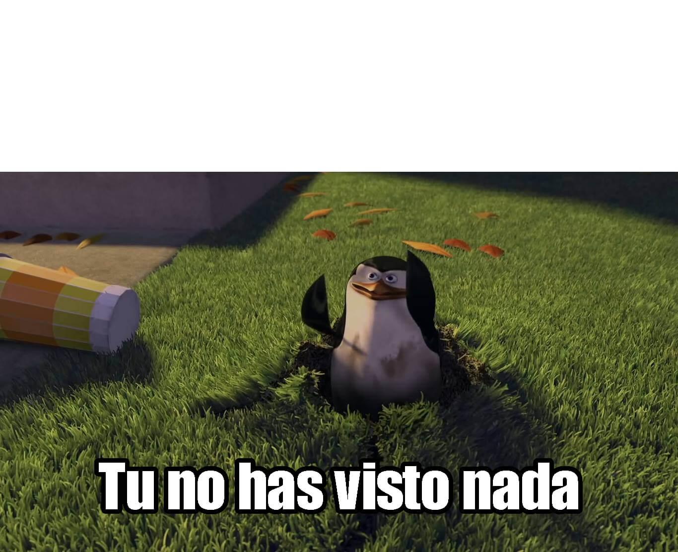 Plantilla de Tu no has visto nada