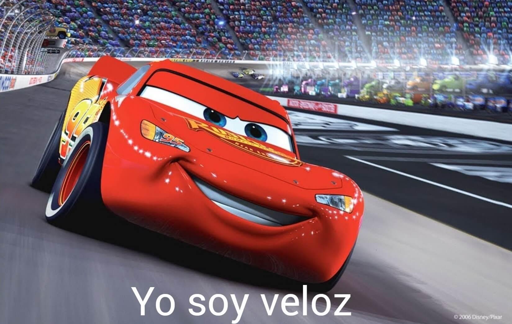 Ir a la pagina de la plantilla Velocidad, yo soy veloz.
