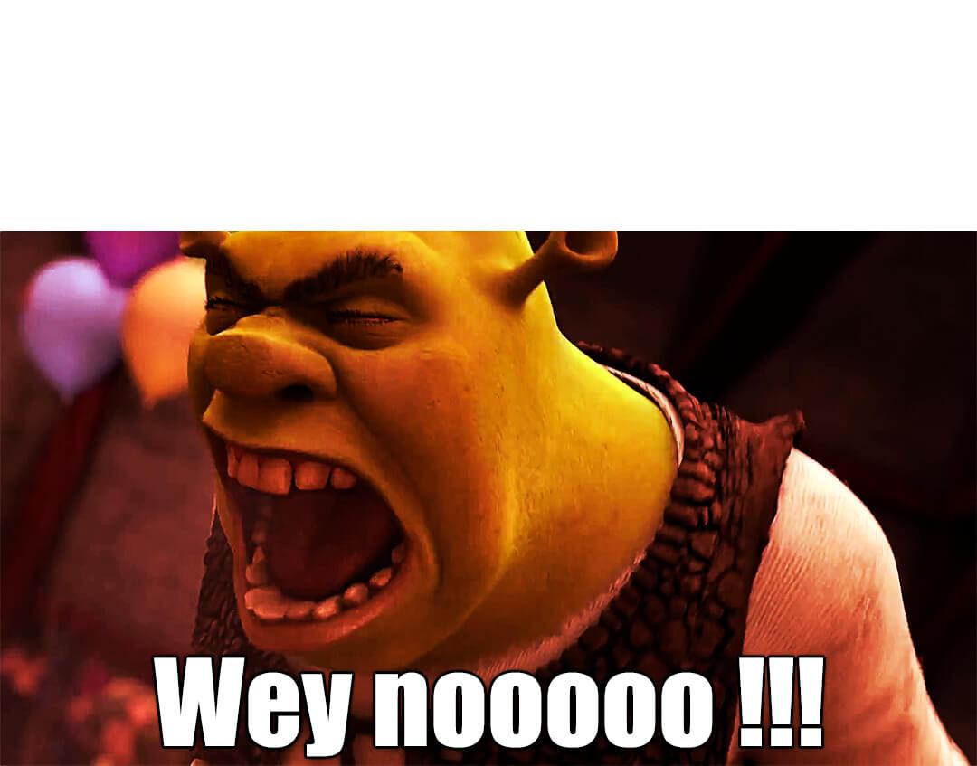 Plantilla de Wey nooo !!!